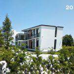 外牆設計-純白現代風