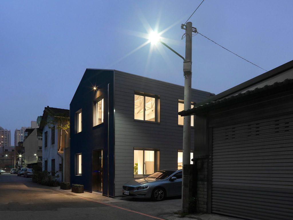 民宿外牆設計2