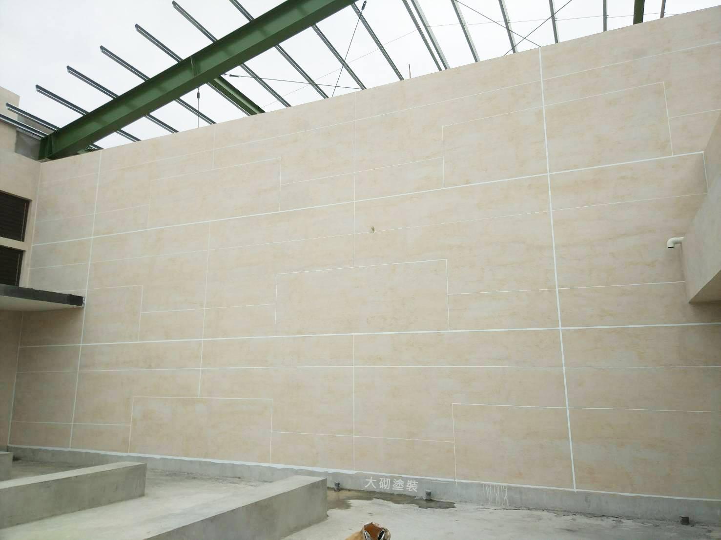 磐石漆 外牆塗裝實例-彰化和美