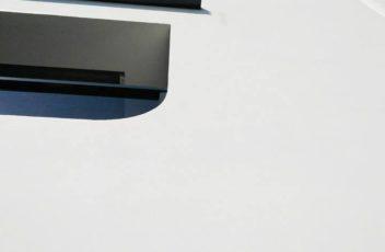 仿石漆新建案例-台中豐原-滴水條